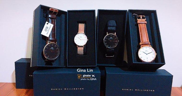 DW手錶折扣碼》Daniel Wellington手錶 韓星也愛戴 DW折扣代碼「GINATW」官網最高享85折