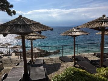 Strand Valamar Girandella Resort Rabac © www.gindeslebens.com