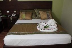 Das Zimmer Volcano Lodge Springs Costa Rica www.gindeslebens.com