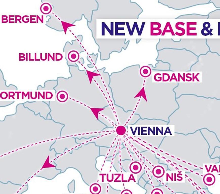 Insidertipp WIZZ air diese 17 Schnäppchenflüge ab Wien sind ab sofort ab 19,99 verfügbar www.gindeslebens.com