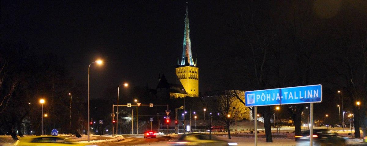 Estland im Winter - Sehenswürdigkeiten in Tallinn