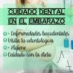 embarazo dientes dentista