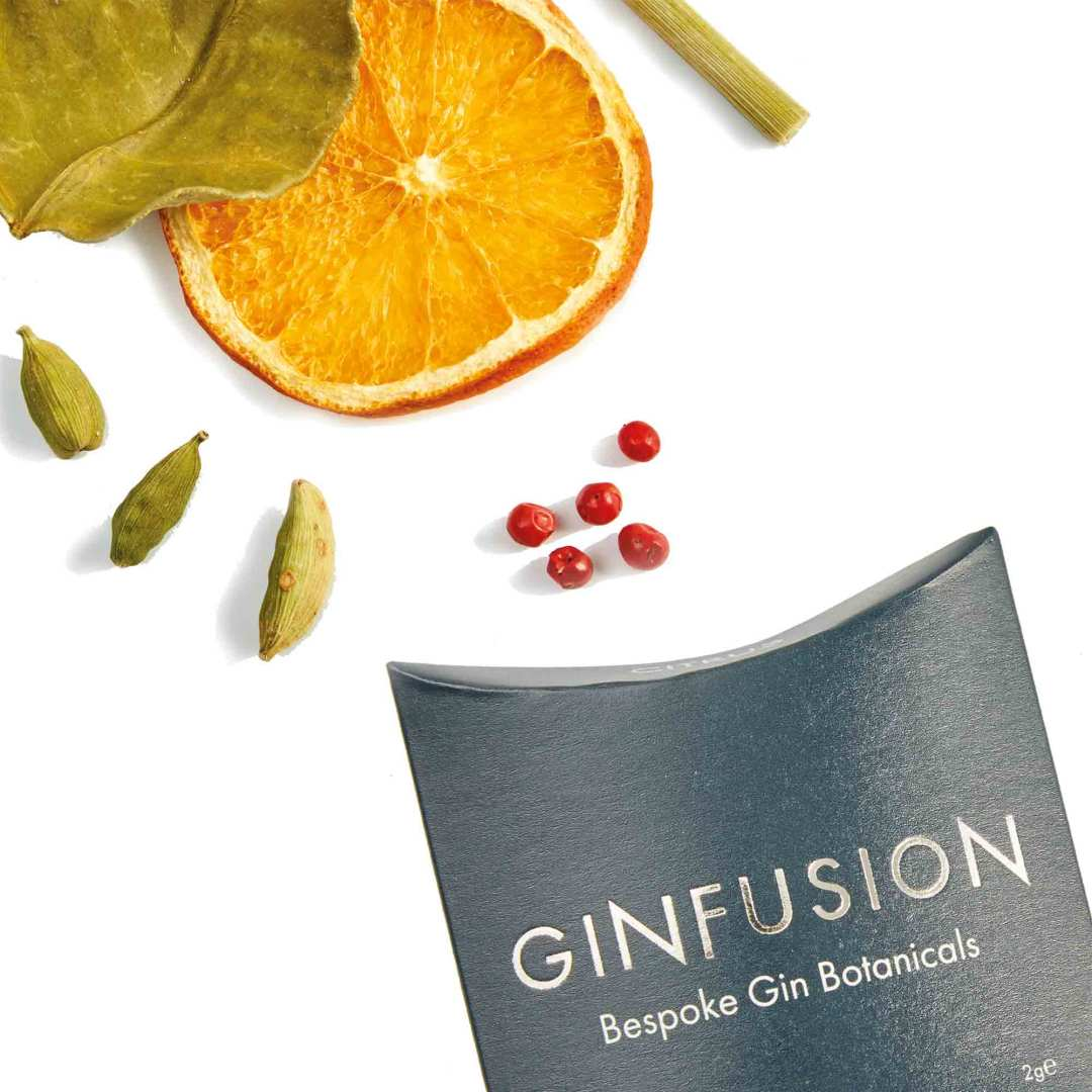 Ginfusion Citrus Pillow Box