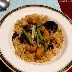 Easy Claypot Chicken Rice