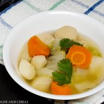 Snap Vegetable Soup