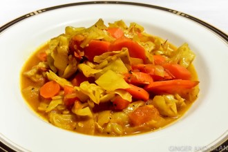 Ethiopian Cabbage