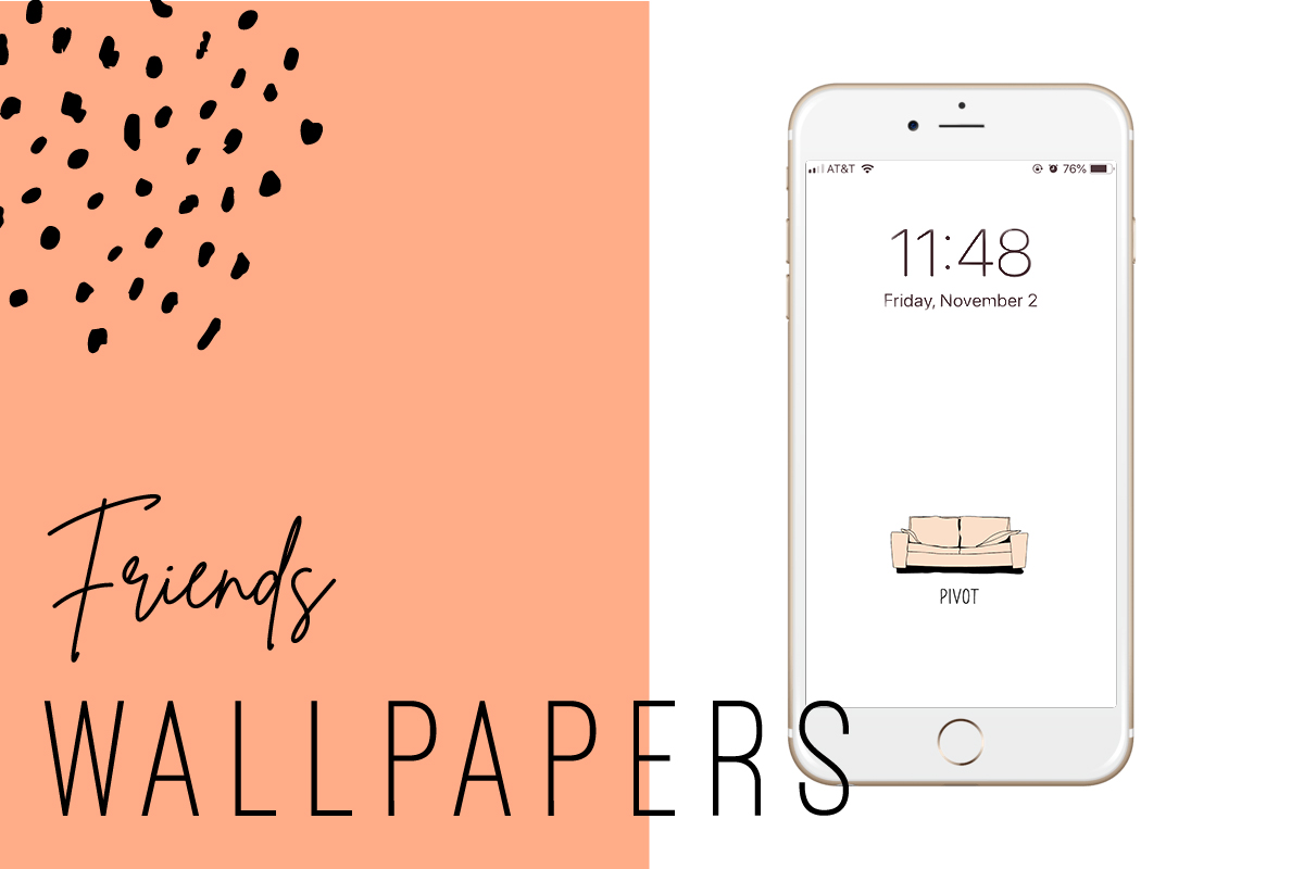 Free Friends Iphone Wallpapers Ginger And Ivory