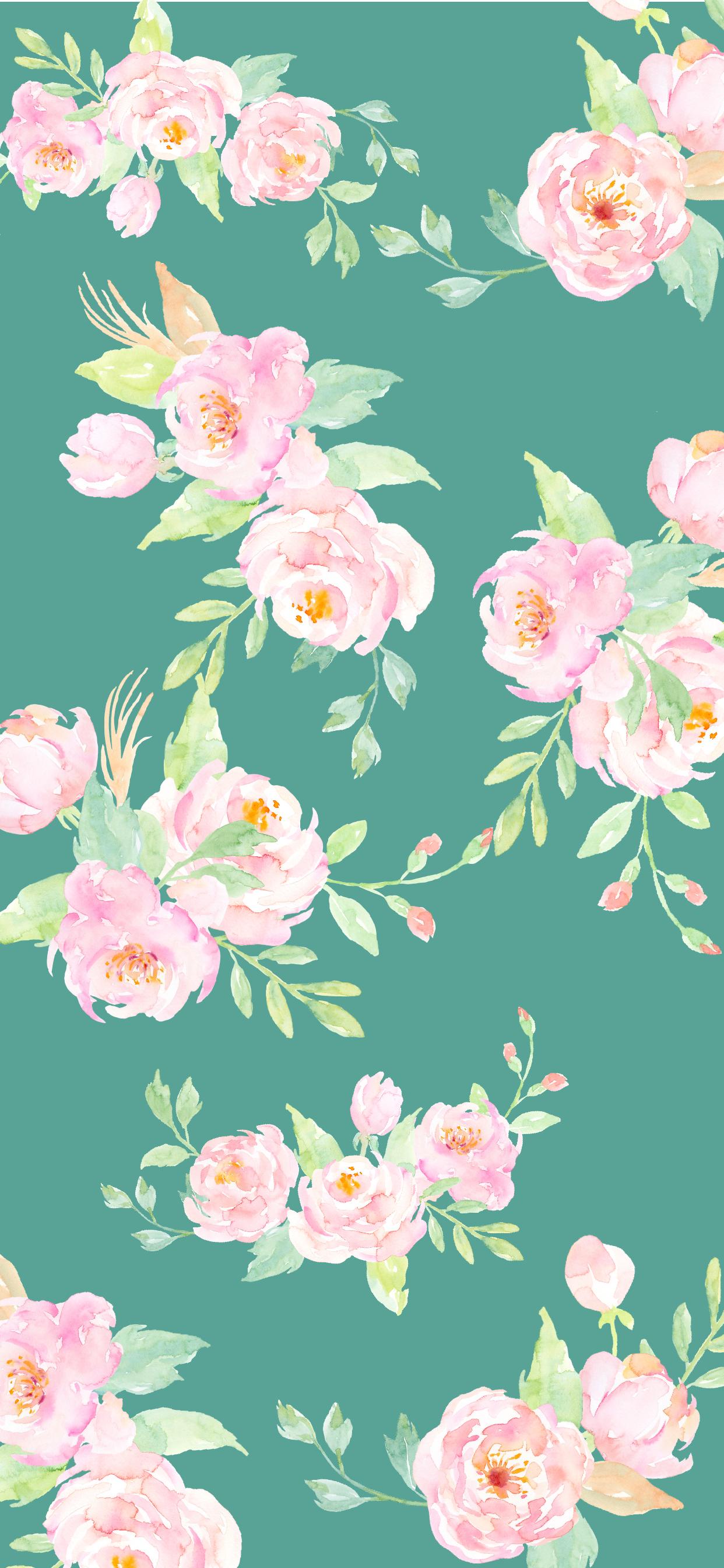 Unduh 7300 Koleksi Wallpaper Iphone Floral Terbaik