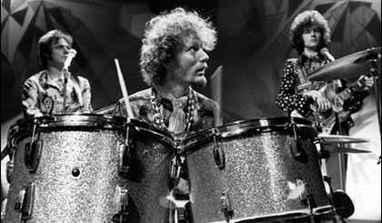 Cream and Ginger Baker