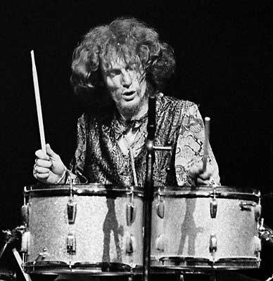 RIP Ginger Baker: Legendary Cream drummer dies aged 80 Gb-bg