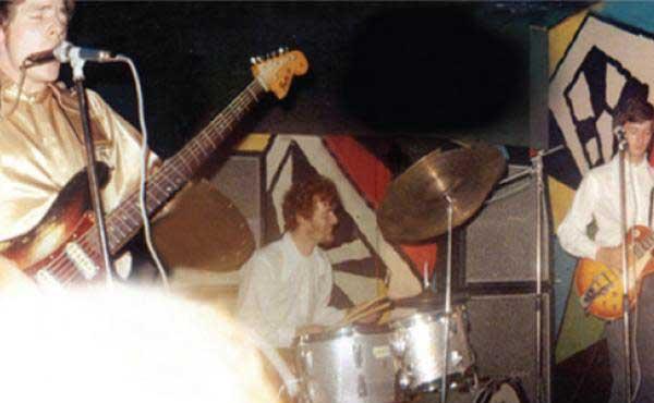 Cream at Twisted Wheel Club 1966