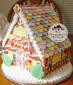 gingerbread house Christmas Jan Brett Gingerbread Baby