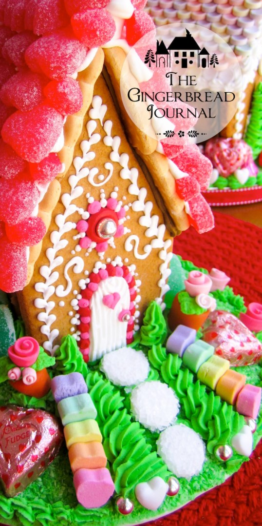 valentines gingerbread house fpe-11wm