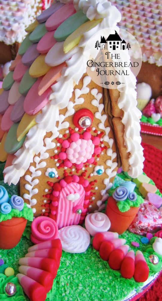 valentines gingerbread house fpe-13wm