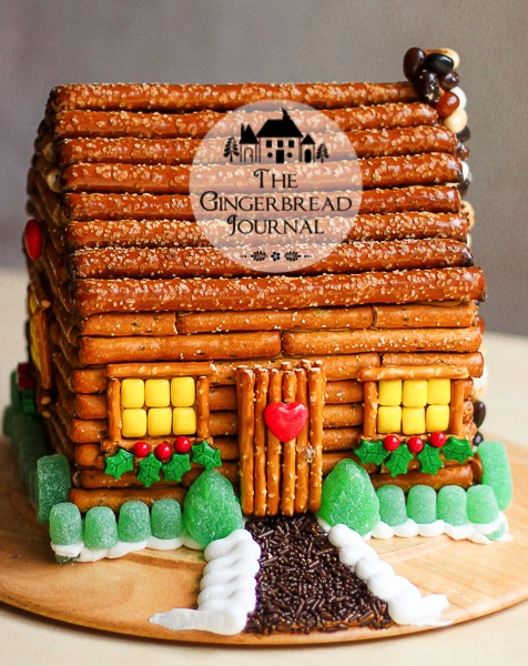 gingerbread house log cabin-3wm
