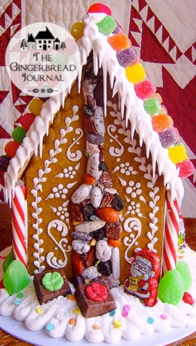 Gingerbread house the gingerbread journal how to make a festive gingerbread house a gingerbreadjournal 100wm solutioingenieria Images