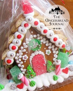 Gingerbread House The Gingerbread Journal www.gingerbreadjournal.com