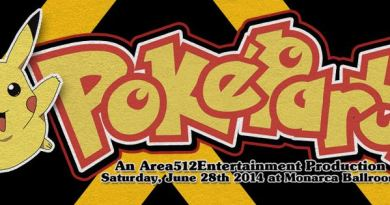 Poké Party Flyer 2014