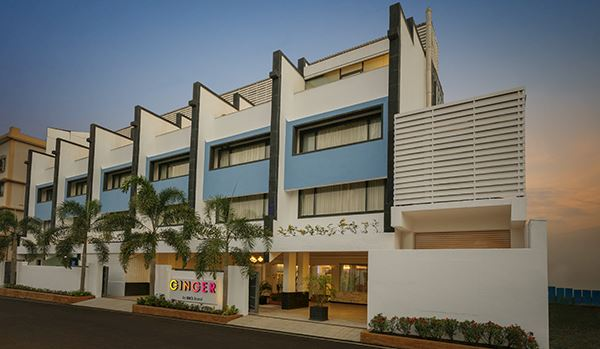 Smart Modern Value Hotels In Panjim Goa Ginger Hotels