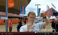 Street Magician - Mix and Mingle Magic - Gingermagic TV