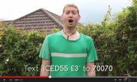 Ice Bucket Challenge - Damian Surr