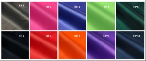 Ripstop colours