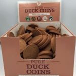 JR Pets Pure Duck Coins