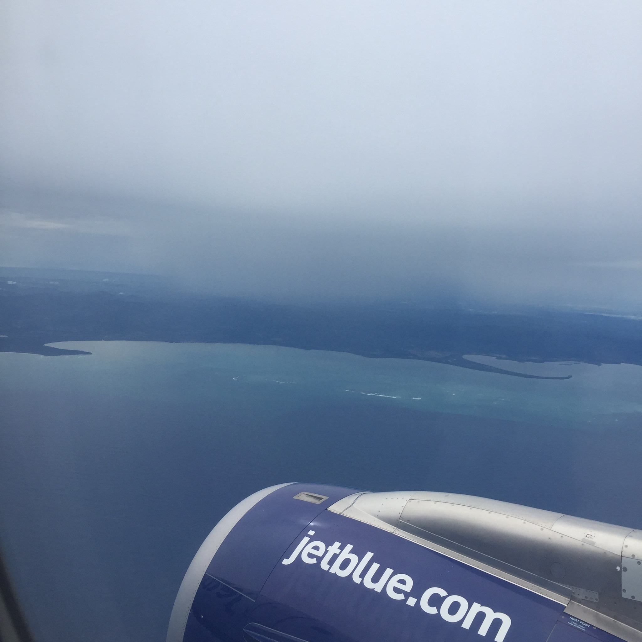JetBlue-Window-PuntaCana