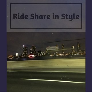 Pass as a New Yorker: Ride(share) in Style