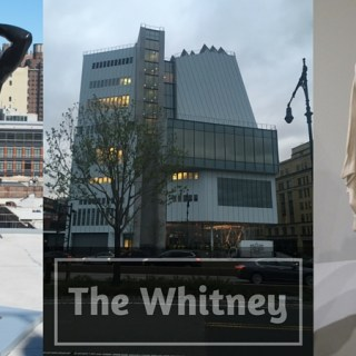 Happy Birthday to the Whitney Museum of American Art!