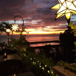 Cafe Luna Barbados: Sunset Paradise