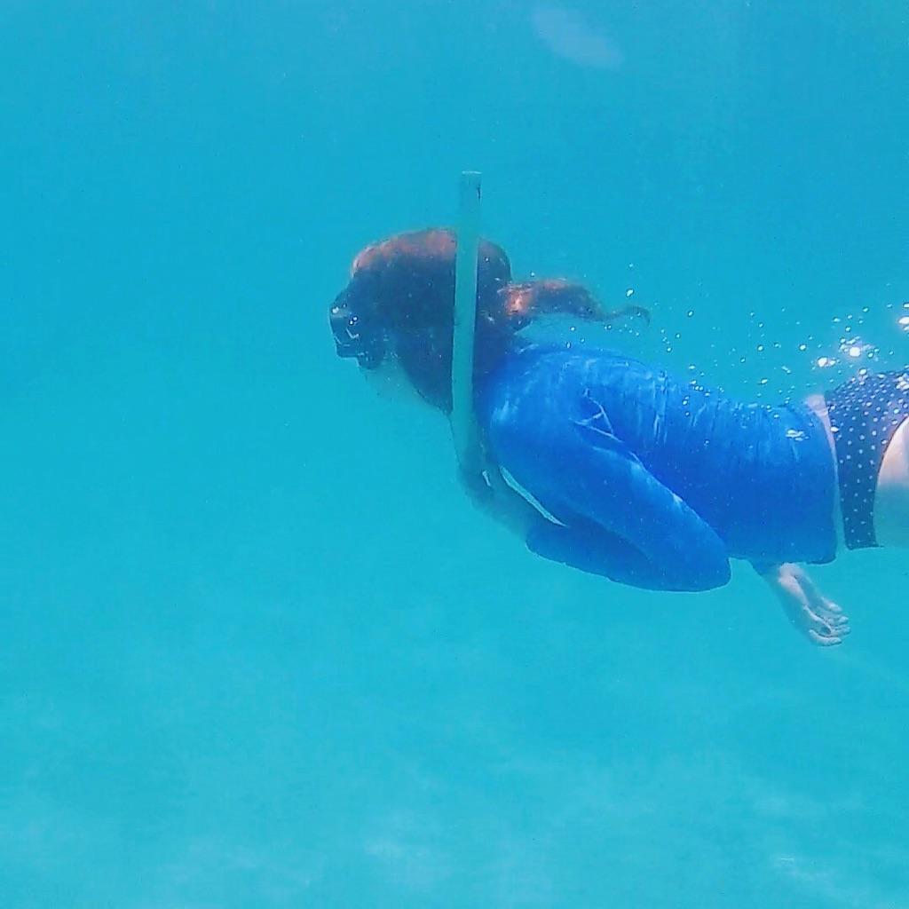 snorkel aruba
