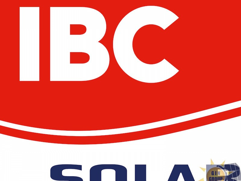 Moduli policristallini IBC SOLAR made in Germany