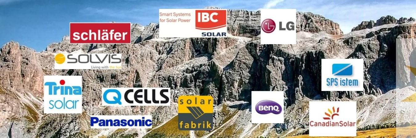 Distributore di pannelli fotovoltaici