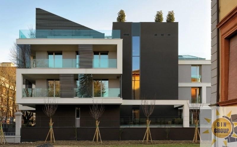 Condominio Casa sul Parco a Fidenza, Parma