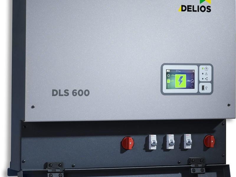 Delios inverter DLS
