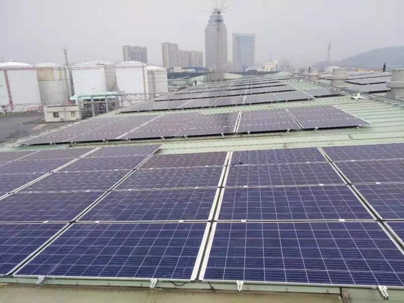 Suntech Supplies Shell's Rooftop Project in Zhejiang