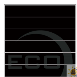 (Shingled) ECO-380-400M-66SA ECO DELTA POWER