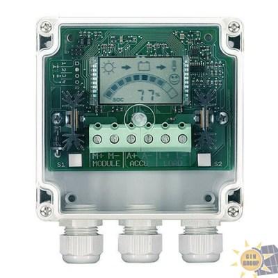 Solar Charge Controller Steca PR 2020-IP65 ALR