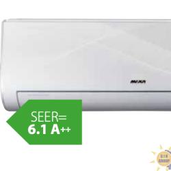 MAXA Kristal Plus Condizionatore mono Super DC inverter 2,6 kW÷3,5 kW