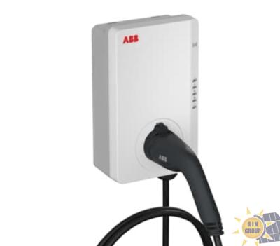 ABB Terra AC Wallbox 7,4 kW con cavo e spina T2 RFID