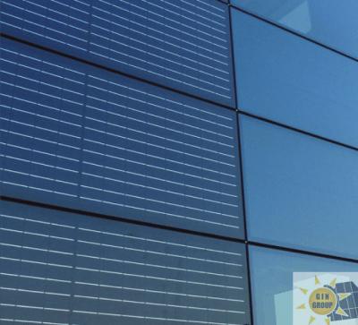 Facciata Fotovoltaica Ventilata EnergyGlass
