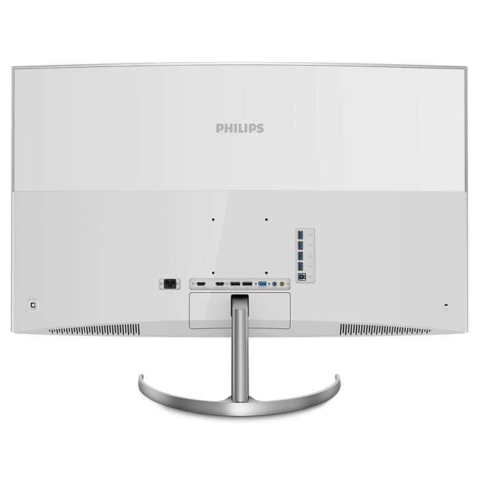 Moniteur Philips BDM4037UW