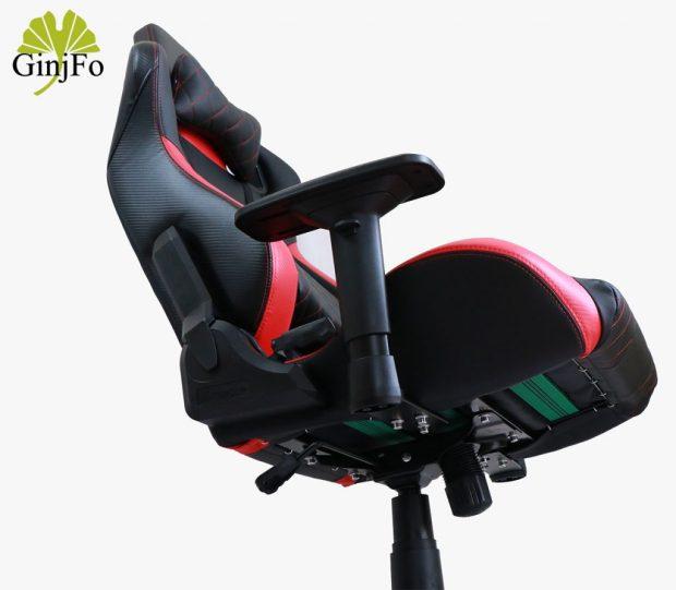 Fauteuil gaming T1 RACE de Corsair — Noir/Rouge