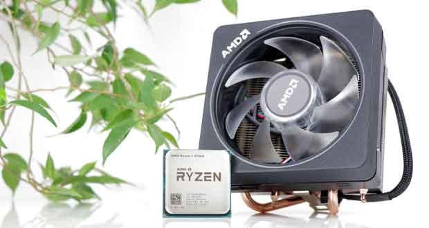 Processeur Ryzen 7 2700X d'AMD