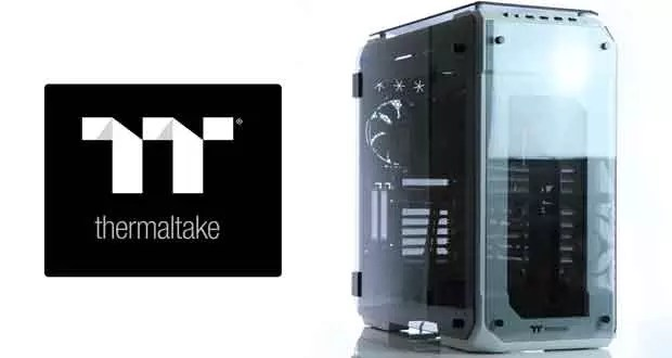 View 71 TG Snow de Thermaltake