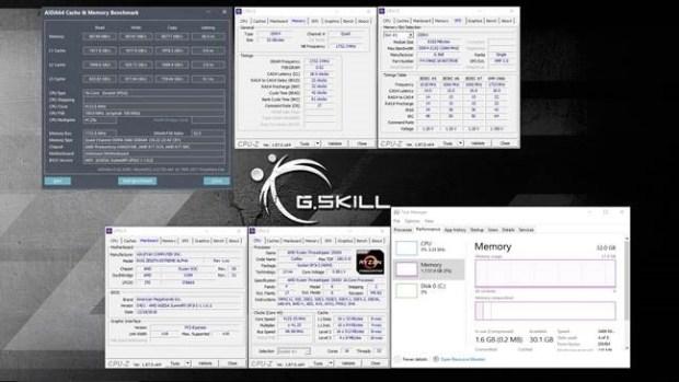 Kit Trident Z RGB DDR4-3466 32GB de G.Skill