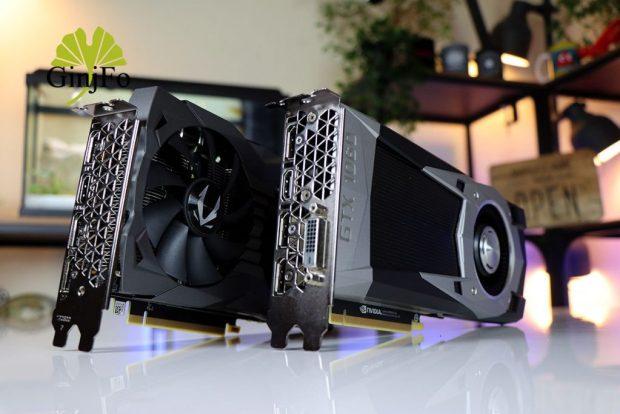 GeForce GTX 1660 6 Go Vs GeForce GTX 1060 6 Go