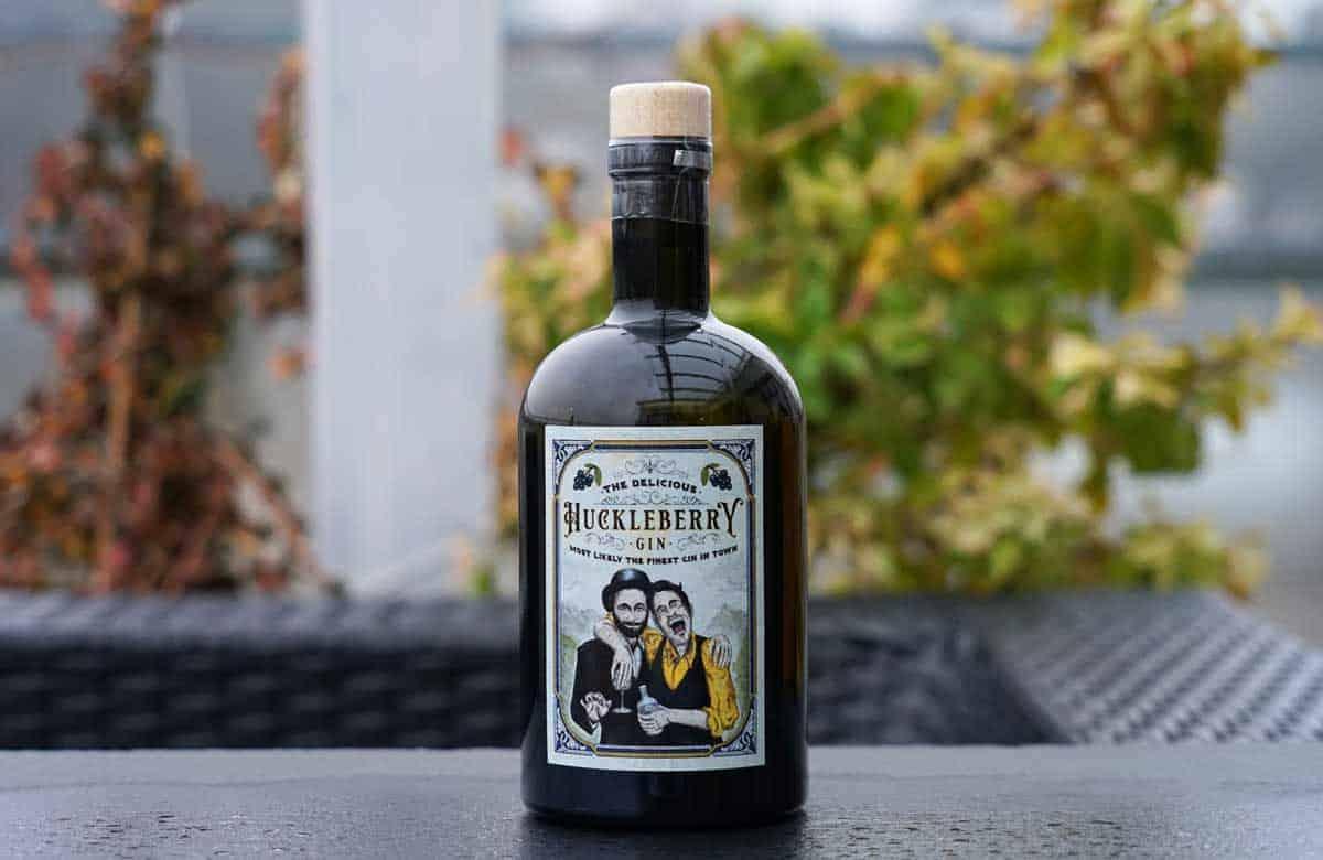 Testbericht Huckleberry Gin Ginnatic Dein Gin Blog