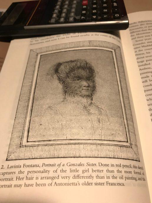 Francesca, Antoinetta's sister
